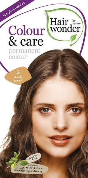 Colour & Care Dark blond 6 (100ml)