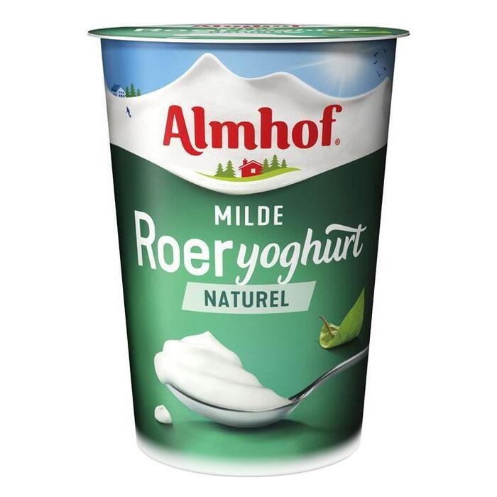Milde roeryoghurt (Stuk, 0.5L)