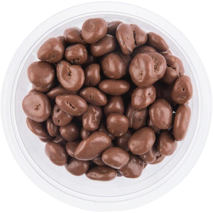 Chocolade rozijnen melk groot (180g)