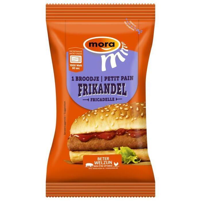 Broodje frikandel (140g)