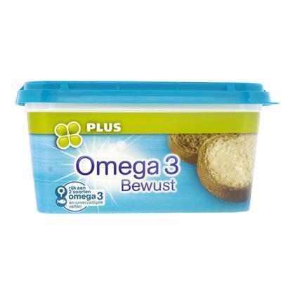 Omega 3 Bewust Boter (kuipje, 500g)