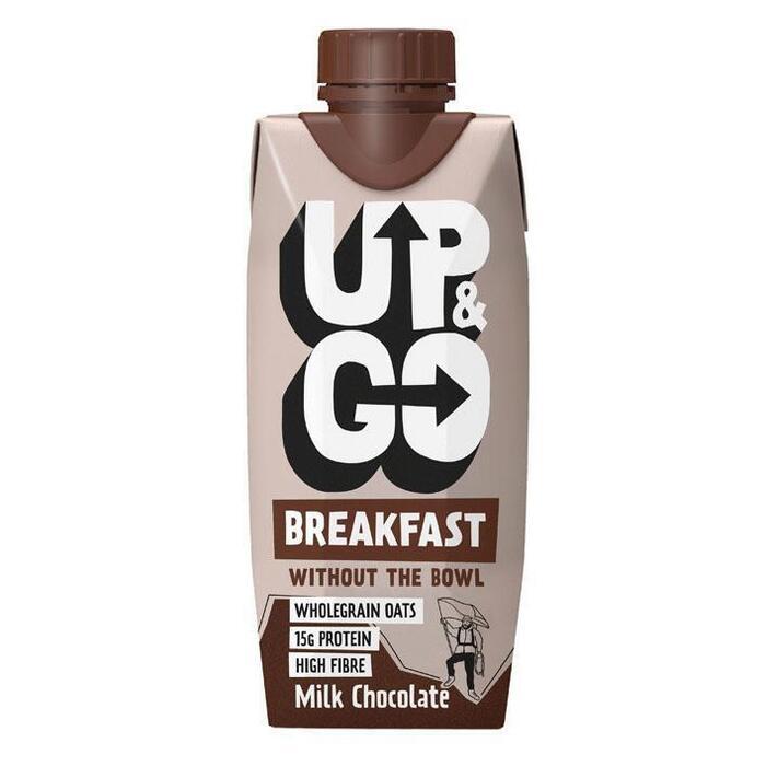 Up&Go Milk chocolate (33cl)