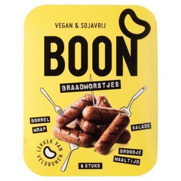 Boon Braadworstjes (160g)