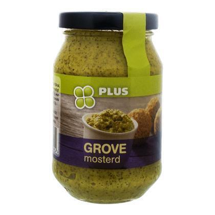 Grove mosterd (250g)