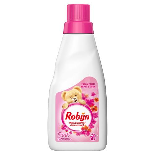 Robijn Wasverzachter Pink Sensation 450 ml 18 Wasbeurten