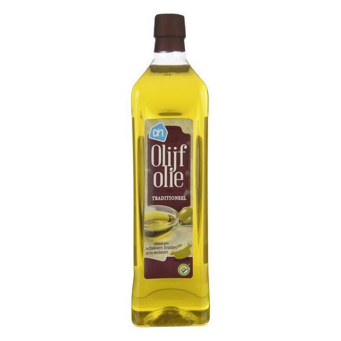 Olijfolie (petfles, 1L)