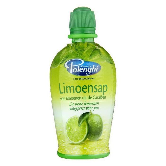 Lemondor Limoensap 125ml (flacon, 125ml)