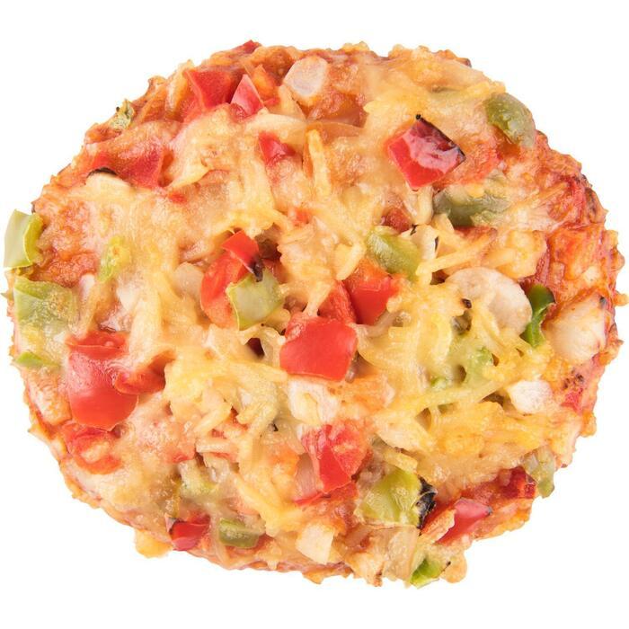Mini pizza broodje (134g)