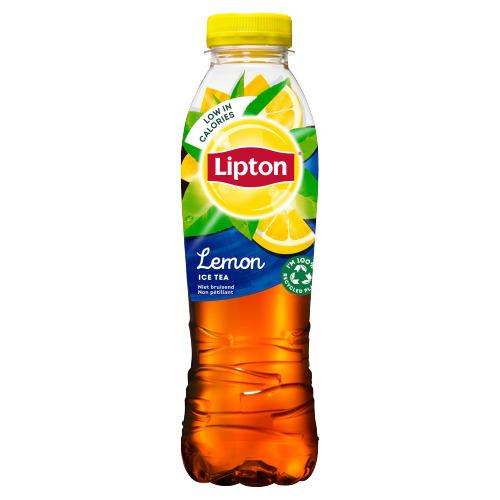 Lipton Ice Tea Lemon Verfrissende Ijsthee 12 x 500 ml