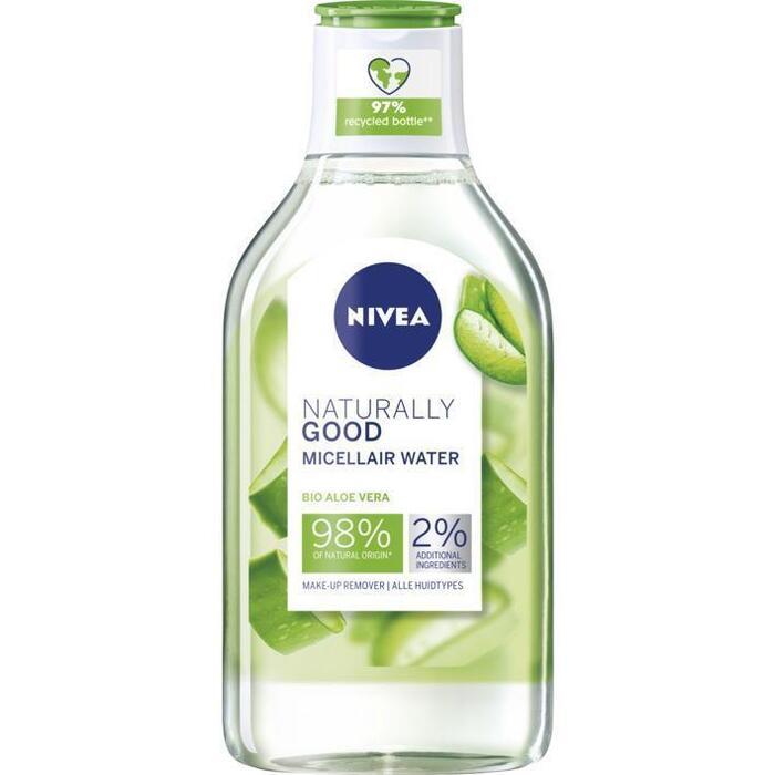 Nivea Naturally good micellair water (40cl)
