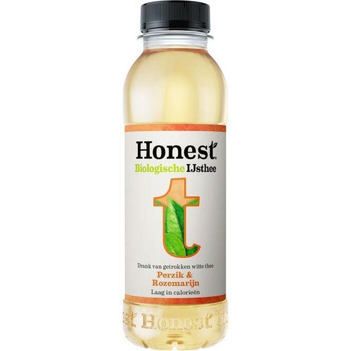 Honest White tea peach rosemary (37.5cl)
