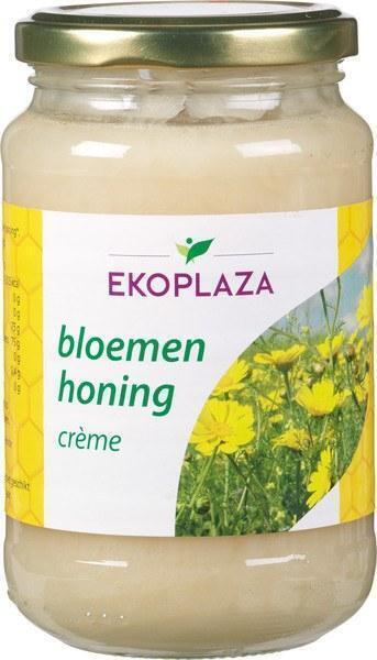 Bloemenhoning Creme (pot, 450g)