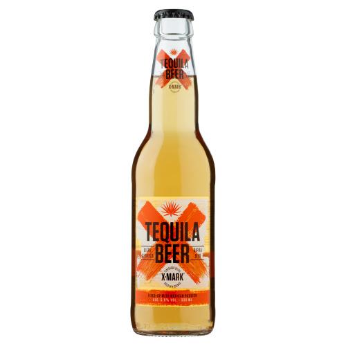 X-Mark Tequila Bier 330 ml