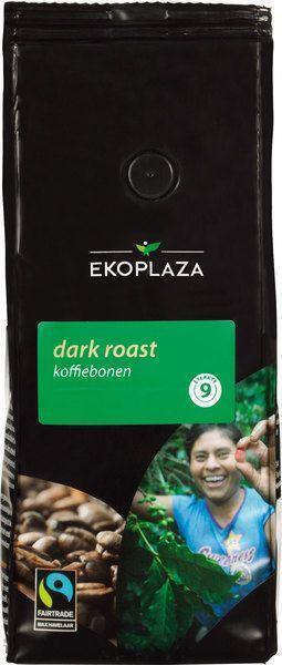 Dark roast koffiebonen (zak, 1kg)