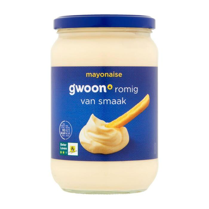 g'woon Mayonaise (0.65L)