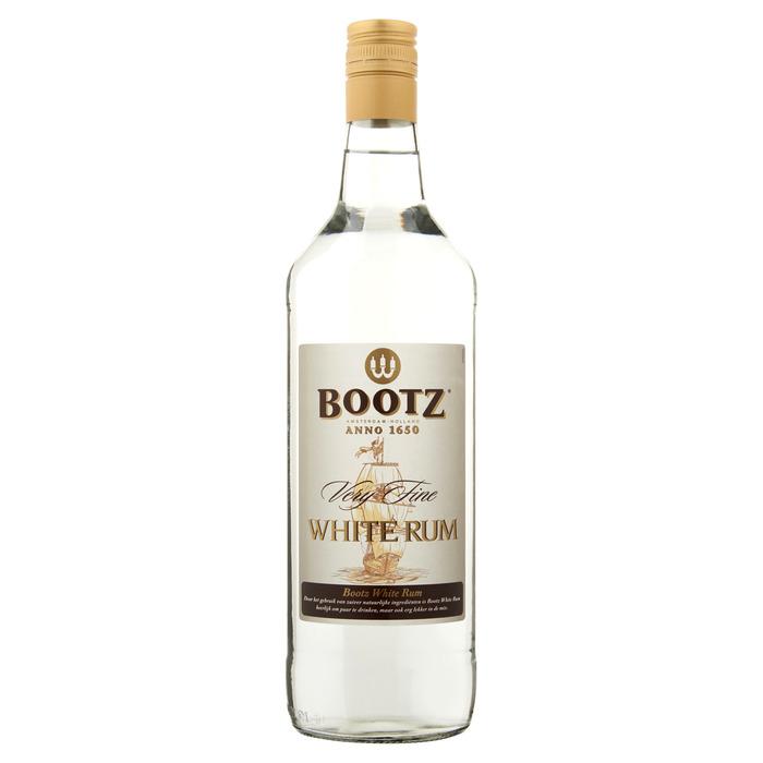 Bootz Rum White 1000 ml (1L)