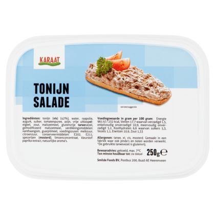 Karaat Tonijnsalade (kuipje, 250g)