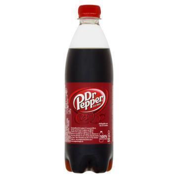 Dr Pepper 50 cl (0.5L)