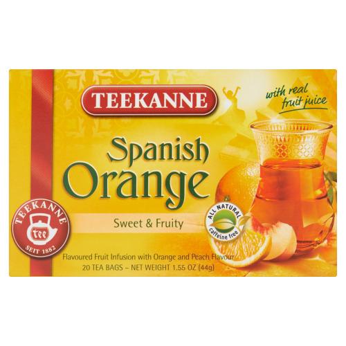 Teekanne Spanish orangethee (20 × 2.2g)
