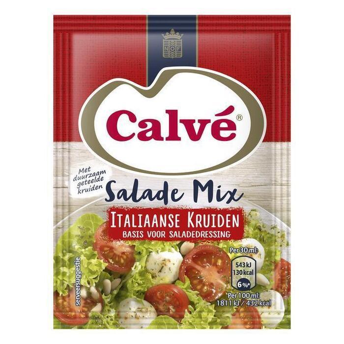 Salademix italiaanse kruiden (3 × 24g)