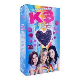 K3 Hagel met hartjes (400g)
