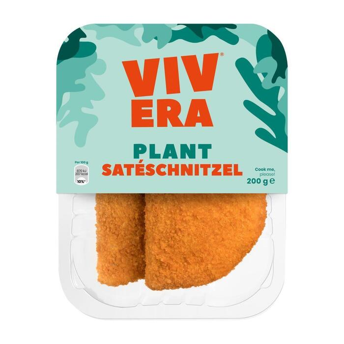 Vivera Saté schnitzel (200g)