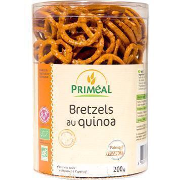 Quinoa zoute krakeling (200g)
