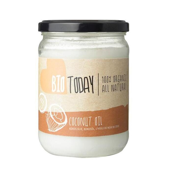 BioToday coconut oil 400 g pot (pot, 400g)