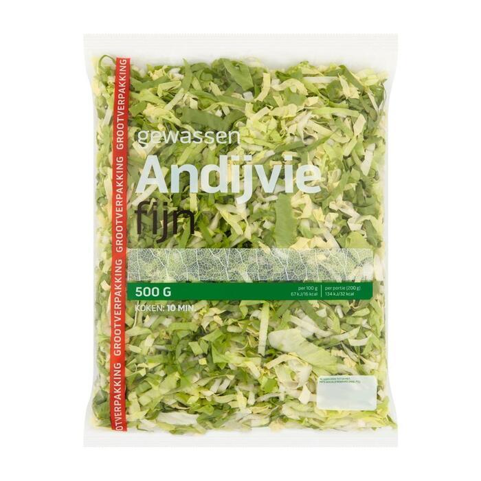 Andijvie fijn (500g)