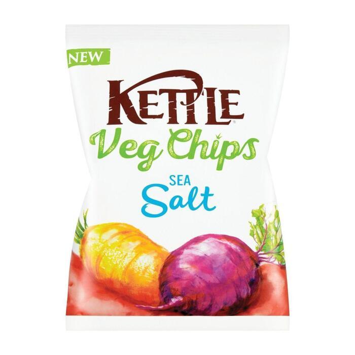 Kettle Vegetable chips sea salt (100g)