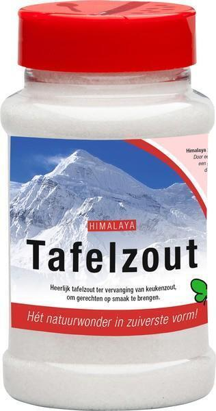 Himalaya ayurvedisch tafelzout (500g)