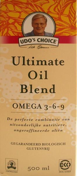 Ultimate oil blend (0.5L)