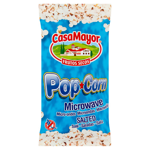 Sti Popcorn gesuikerd microwel (100g)