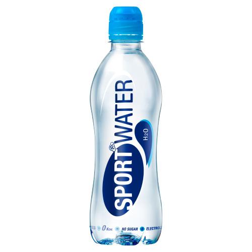 AA DRINK SPORTWATER H2O 0.5 LITER FLES (0.5L)