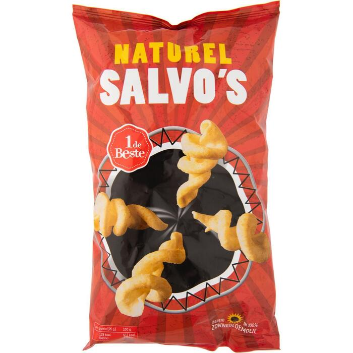 Salvos naturel (110g)