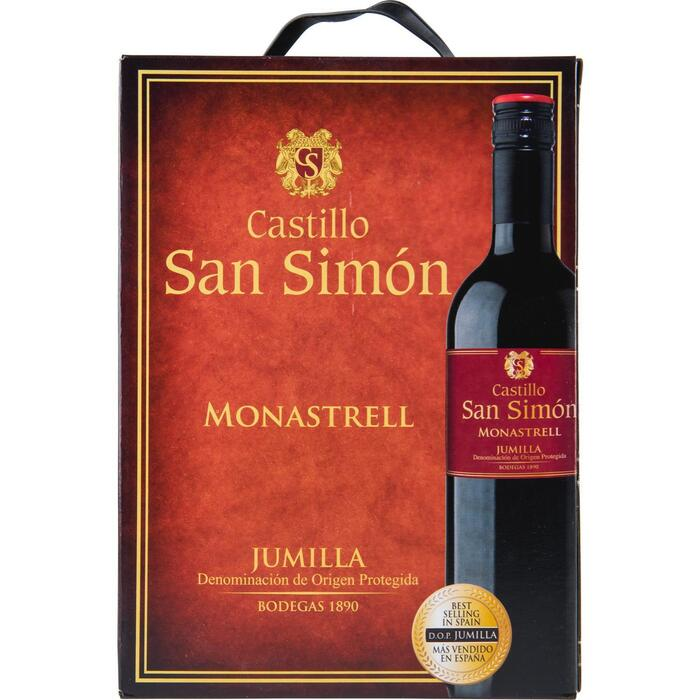 Monastrell bag in box (3L)