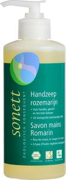 Handzeep rozemarijn (30cl)