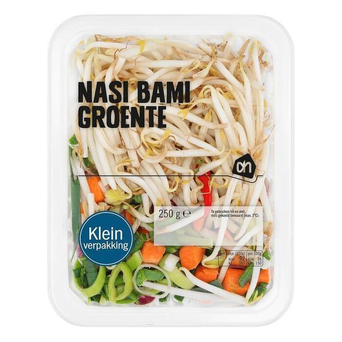 Fijngesneden Nasi Bami Groente (bak, 250g)