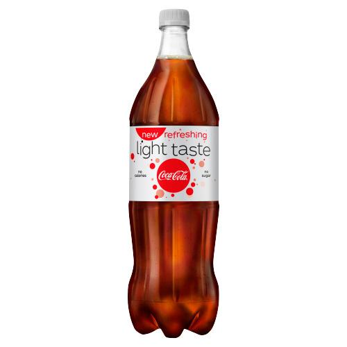 Coca Cola Light (Stuk, 1.5L)