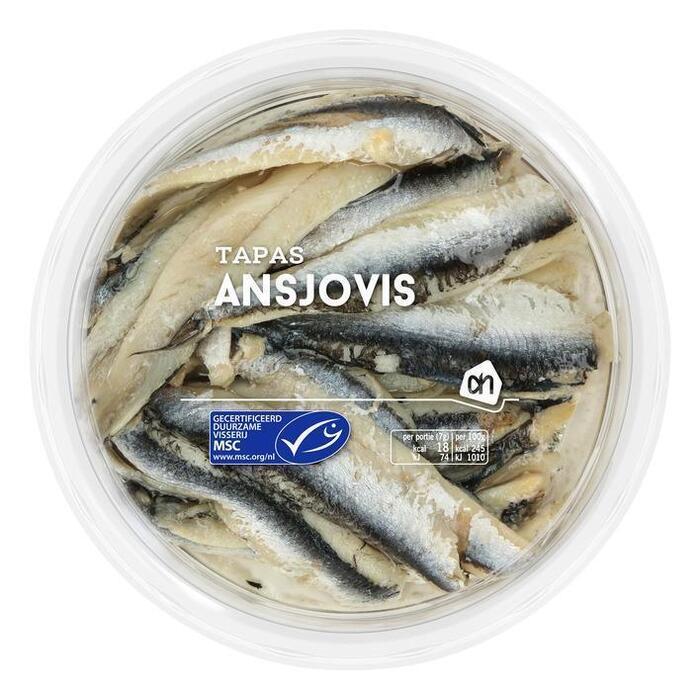 AH Ansjovis (100g)