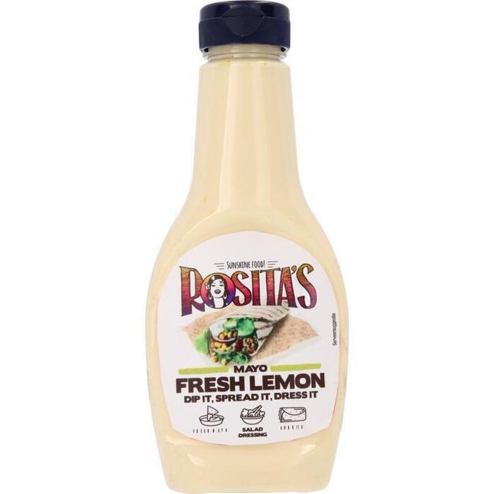 Rosita's Fresh lemon mayo (250g)