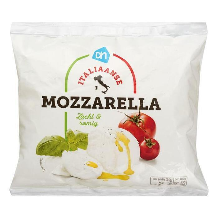 Mozzarella (125g)