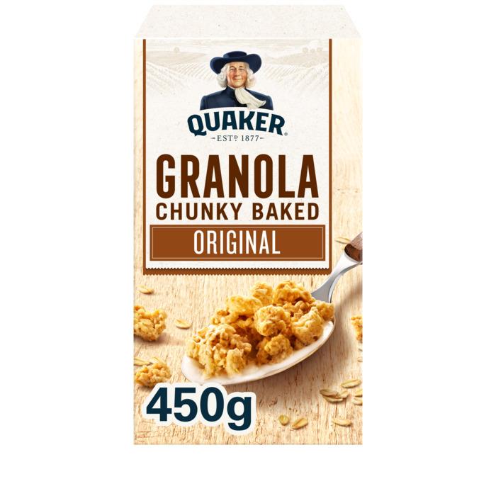 Havermout Granola Original (doos, 450g)