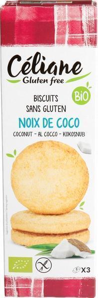 Kokosnootzandkoekjes (150g)