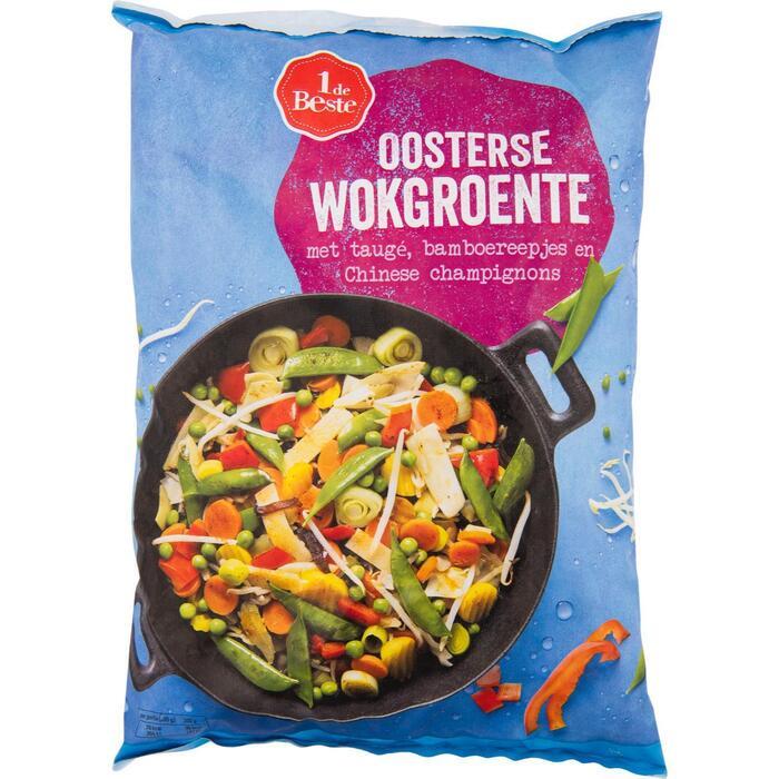 Wokmix oosterse (600g)