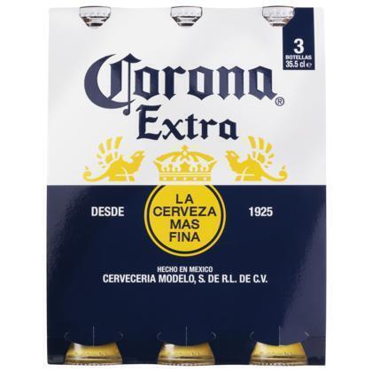 CORONA EXTRA 3PK (1.06ml)
