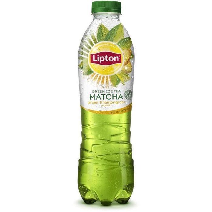 Matcha green ginger lemongrass (Stuk, 1L)