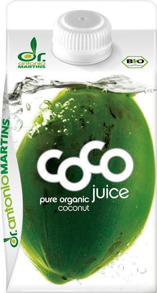 Kokoswater (0.5L)