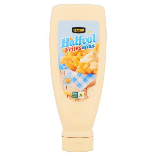 Jumbo Halfvol Fritessaus 750 ml (0.75L)