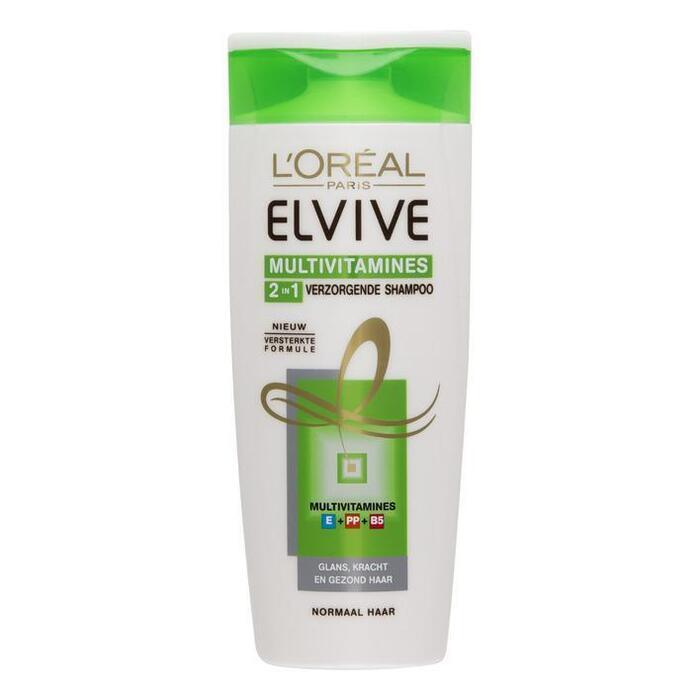 Shampoo multivitamine 2-in-1 (Stuk, 250ml)